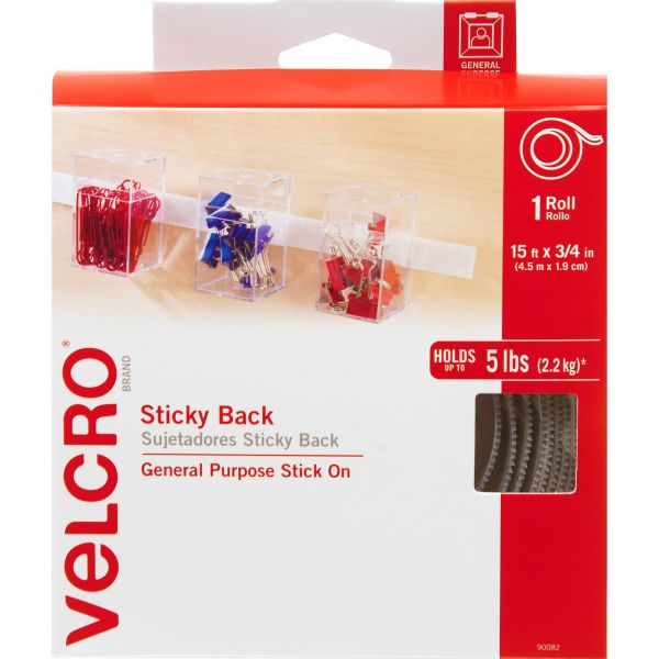 VELCRO Brand Sticky Back Tape