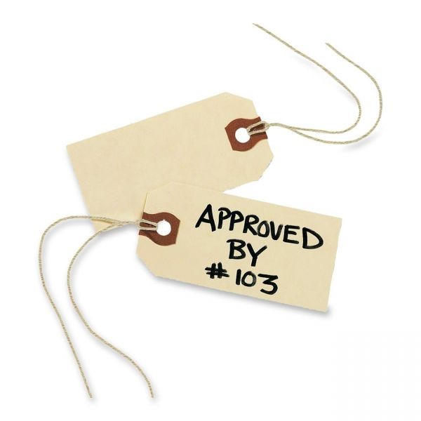 Avery #2 Strung Shipping Tags