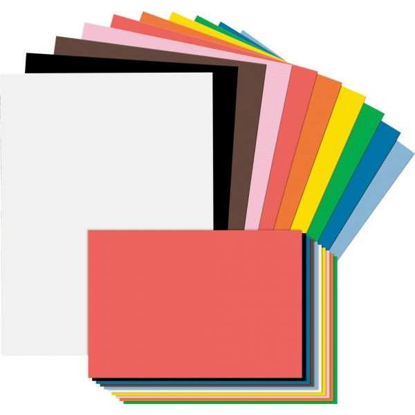 Tru-Ray Combo Case Construction Paper