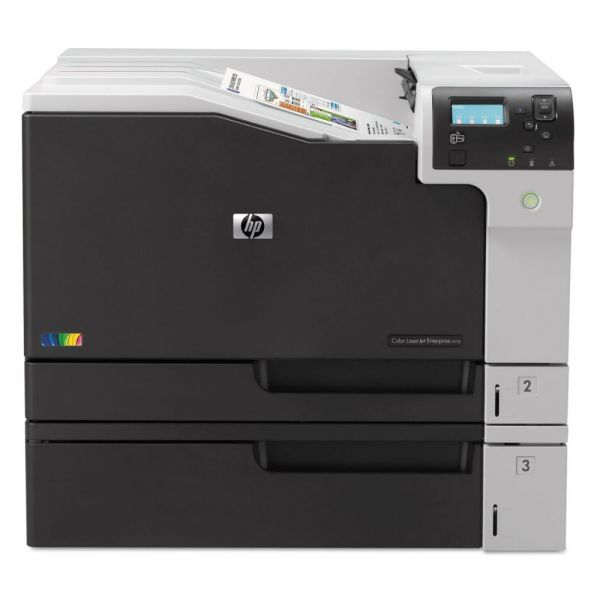 HP Color LaserJet Enterprise M750n Laser Printer