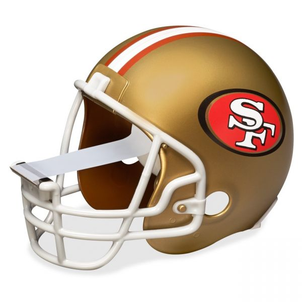 Scotch San Francisco 49ers NFL Helmet Tape Dispenser