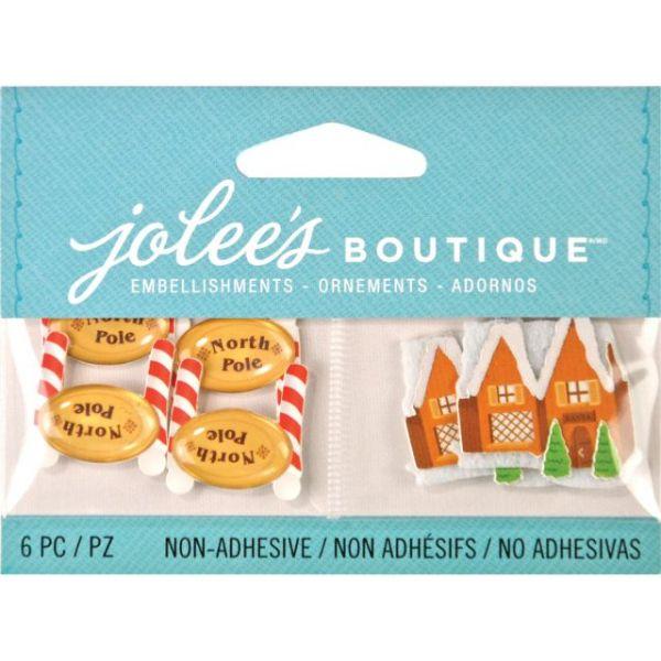 Jolee's Christmas Embellishments