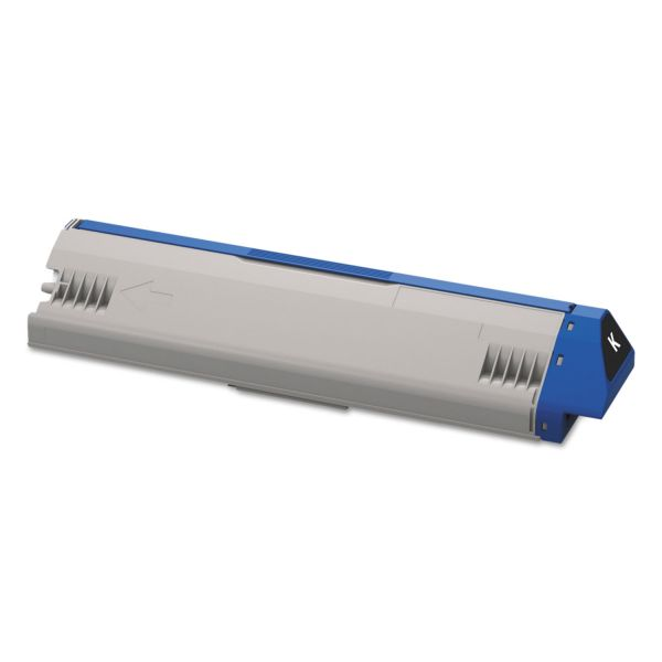 Oki 45536424 LED Black Toner Cartridge