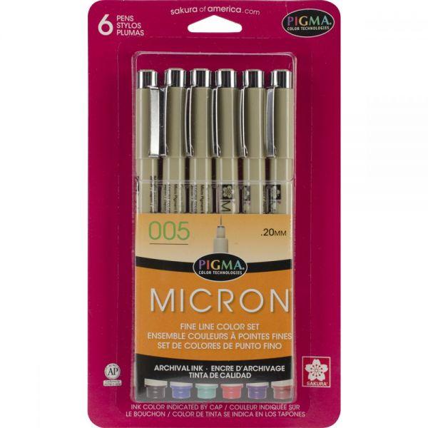 Pigma Fine Point Micron #005 Pens