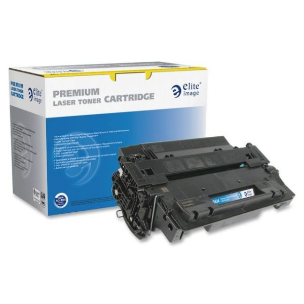 Elite Image Remanufactured HP CE255X MICR Toner Cartridge