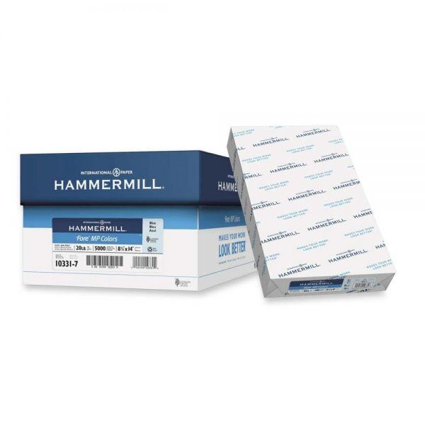 Hammermill Super-Premium Colored Paper - Blue