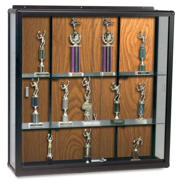 Balt Wall Mount Display Case