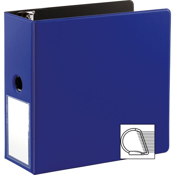 "Business Source 5"" D-Ring Binder"