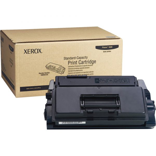 Xerox 106R01370 Black Toner Cartridge