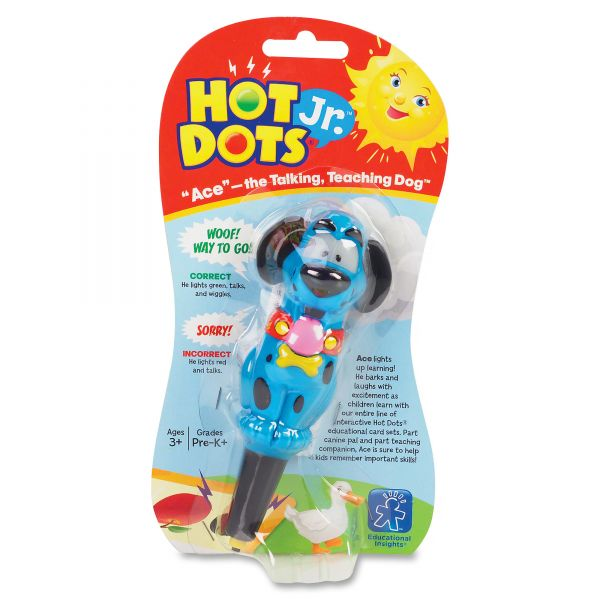 Hot Dots Hot Dots Jr. Ace Electronic Pen