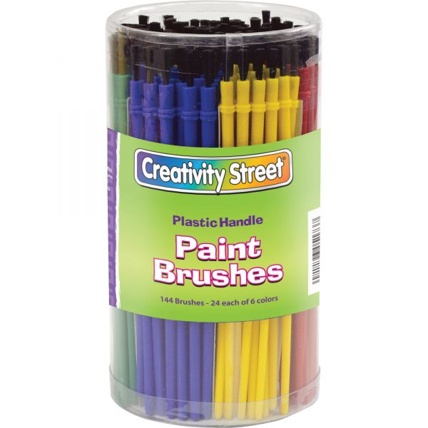 Creativity Street Classroom Paint Brushes