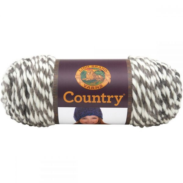Lion Brand Country Yarn - Quarry