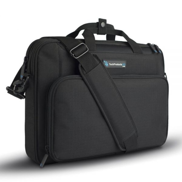 "TechProducts360 Vault Carrying Case for 15.6"" Tablet, Notebook - TAA Compliant"