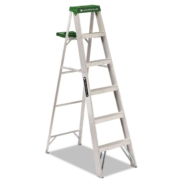Davidson 6' Folding Aluminum Step Ladder