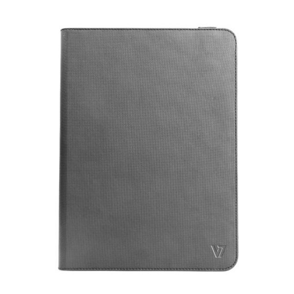 "V7 Universal TUC25R-8-GRY-14N Carrying Case (Folio) for 8"" iPad mini, Tablet - Gray"