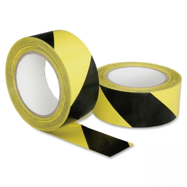 SKILCRAFT Floor Safety Striped Marking Tape