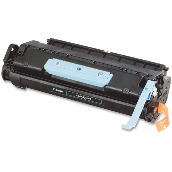 Canon 106 Black Toner Cartridge (CARTRIDGE106)