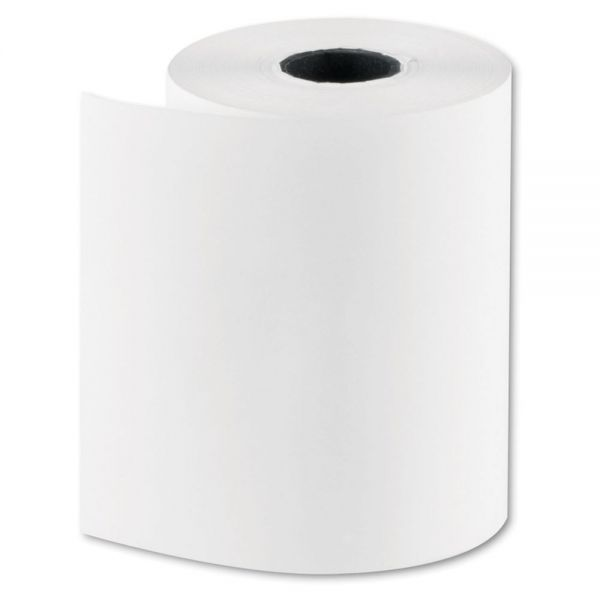 "National Checking Company RegistRolls Thermal Point-of-Sale Rolls, 2 1/4"" x 80 ft, White, 48/Carton"