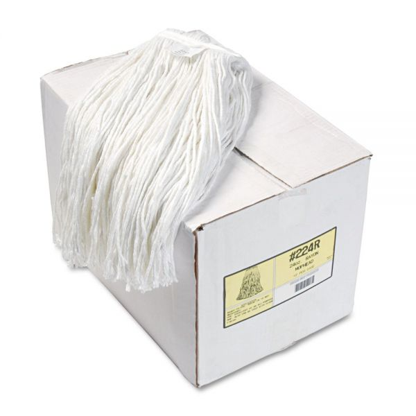 UNISAN Premium Cut-End Wet Mop Heads