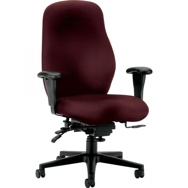 HON 7800 Series H7808 High-Back Executive Office Chair
