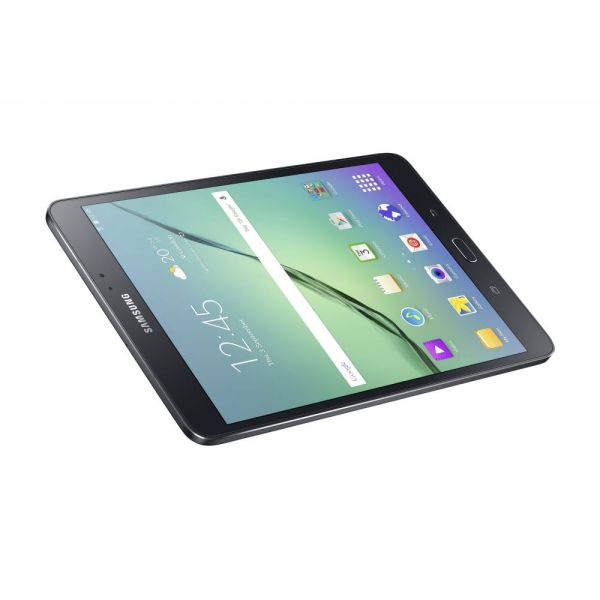 "Samsung Galaxy Tab S2 SM-T713 32 GB Tablet - 8"" - Wireless LAN Octa-core (8 Core) 1.80 GHz - Black"