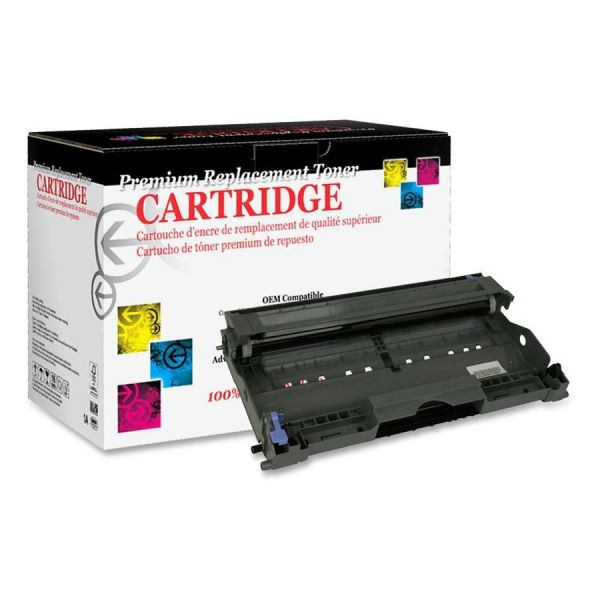 West Point Products Remanufactured Imaging Drum Alternative For Brother DR350