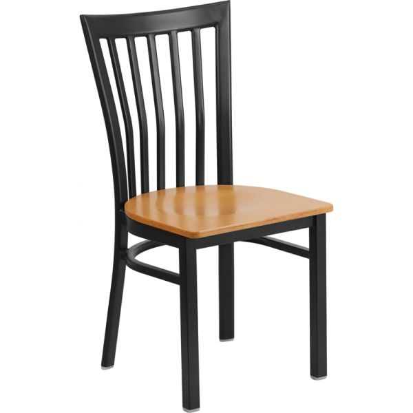 Flash Furniture HERCULES Series School House Back Restaurant Chair