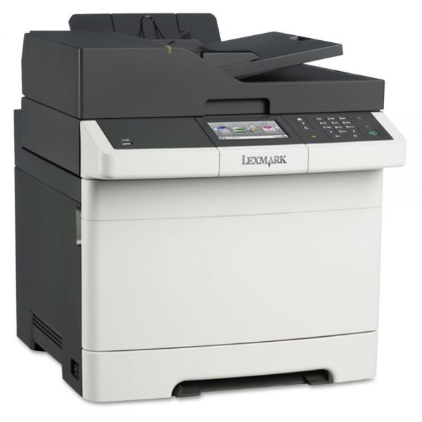 Lexmark CX410e Multifunction Color Laser Printer