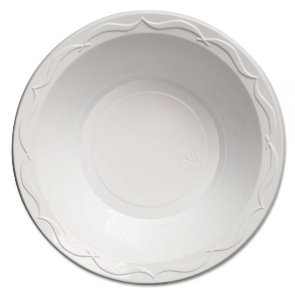 Genpak 24 oz Plastic Bowls