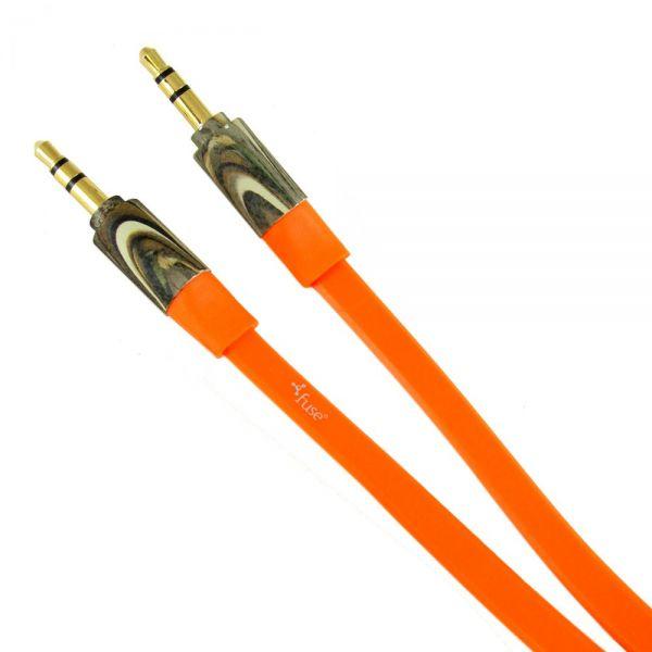 fuse Realtree Blaze Orange Audio Cable