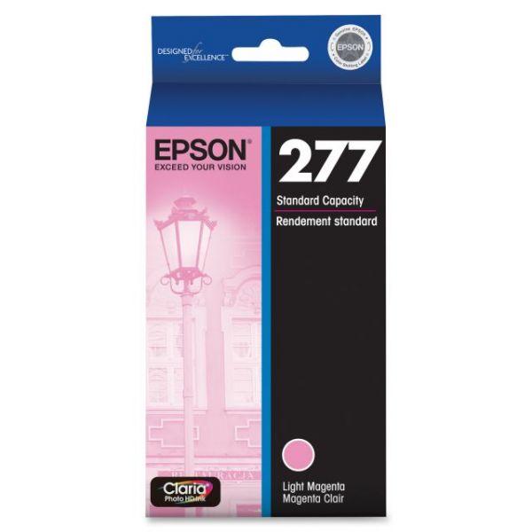 Epson Claria 277 Light Magenta Ink Cartridge (T277620)