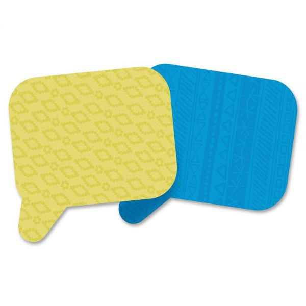 Post-it Super Sticky Thought Bubble Adhesive Notes