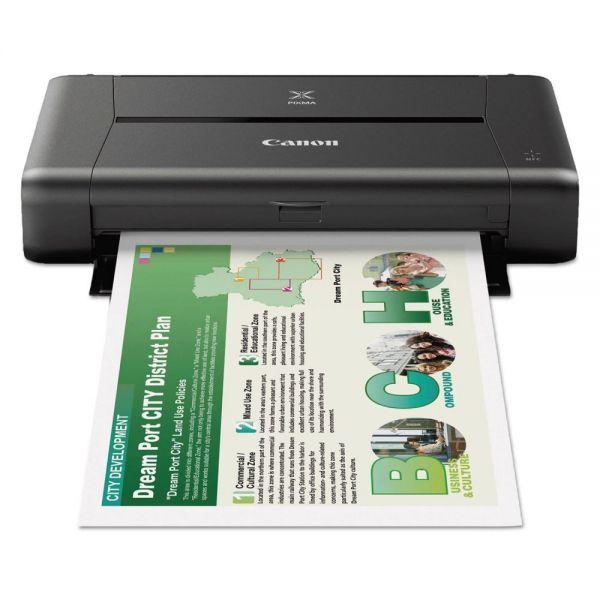 Canon PIXMA iP110 Color Inkjet Printer