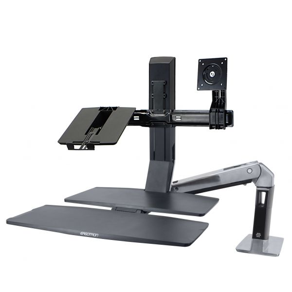 Ergotron WorkFit Multi Component Mount for Notebook