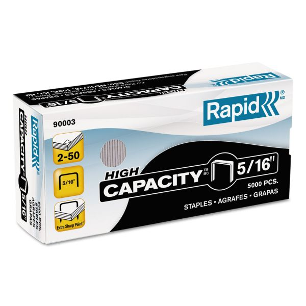 "Rapid High Capacity 5/16"" Staples"