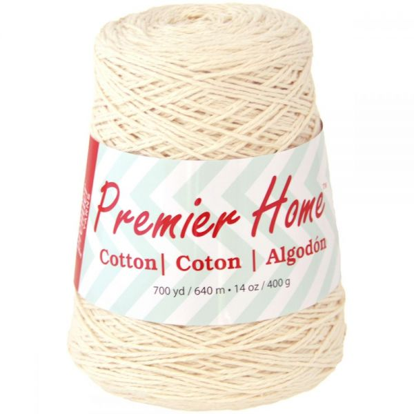 Home Cotton Yarn - Solid Cone