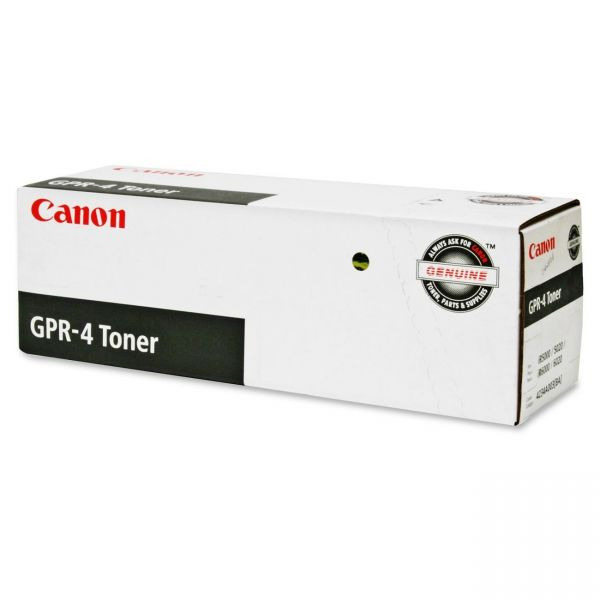Canon GPR-4 Black Toner Cartridge (4234A003AA)