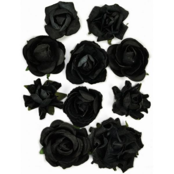 """Paper Blooms 1"""" To 1.5"""" 10/Pkg"""