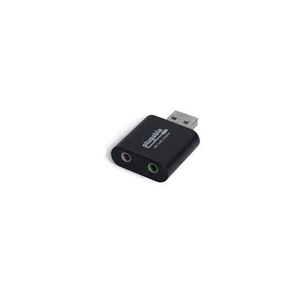 Plugable USB Audio Adapter