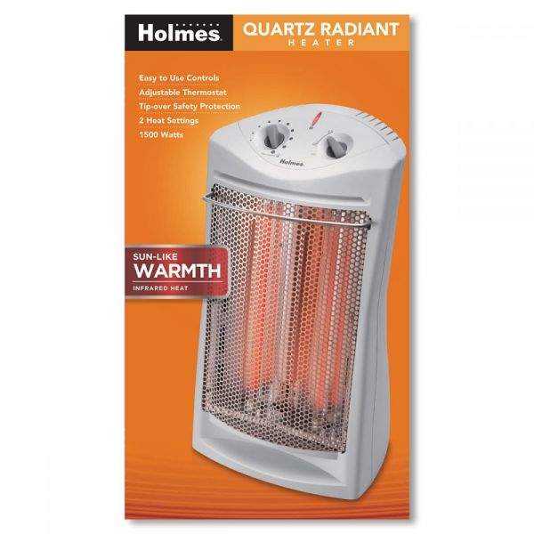Holmes Infrared Quartz Tower Heater