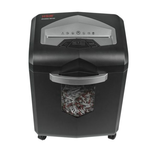 HSM shredstar BS12C Cross-Cut Continuous-Duty Shredder