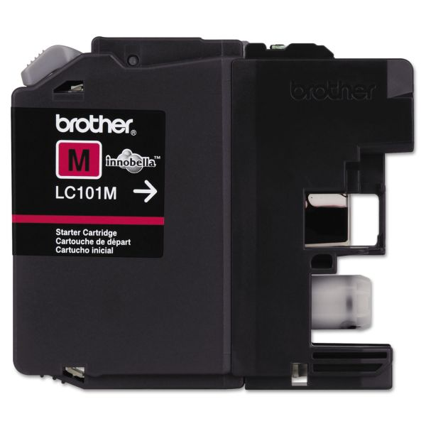 Brother LC101M Magenta Ink Cartridge