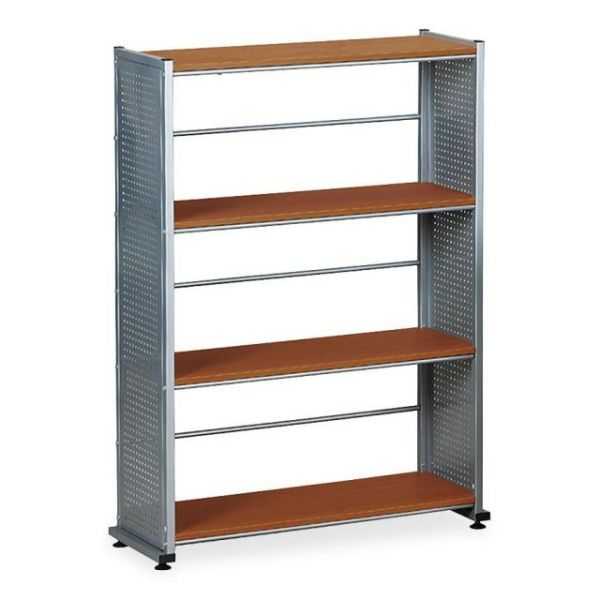 Mayline Eastwinds Accent 3-Shelf Bookcase