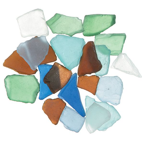Genuine Glass Gems 1lb