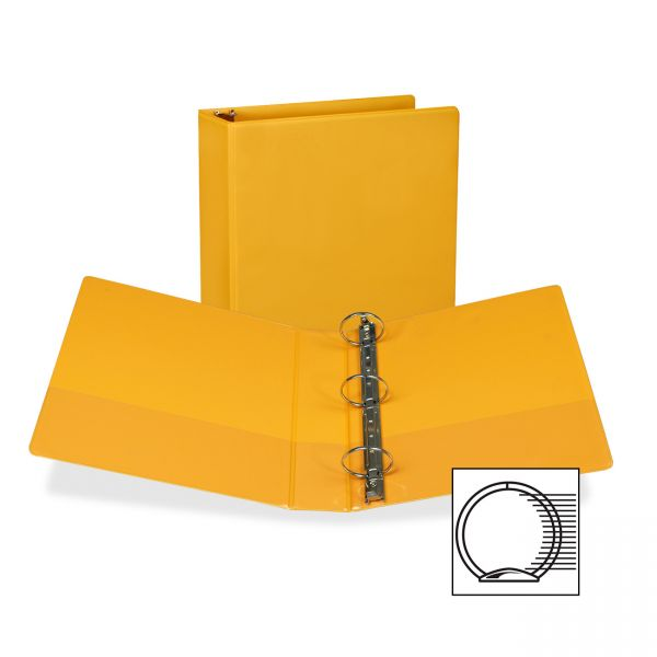 """Samsill 100% Recyclable 2"""" 3-Ring View Binder"""