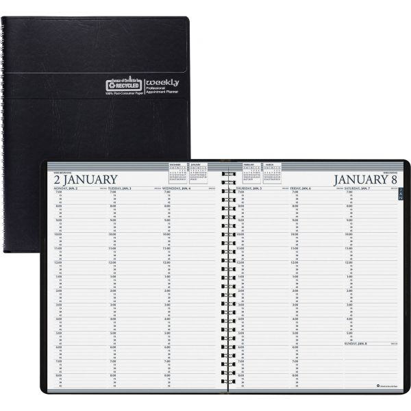 House of Doolittle Professional Weekly Appointment Book