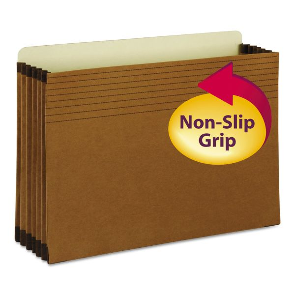 Smead Easy Grip File Pockets