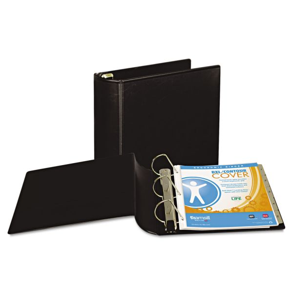 "Samsill DXL Locking 3"" 3-Ring Binder"