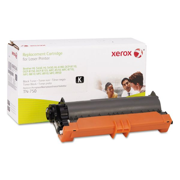 Xerox Remanufactured Brother TN750 Toner Cartridge