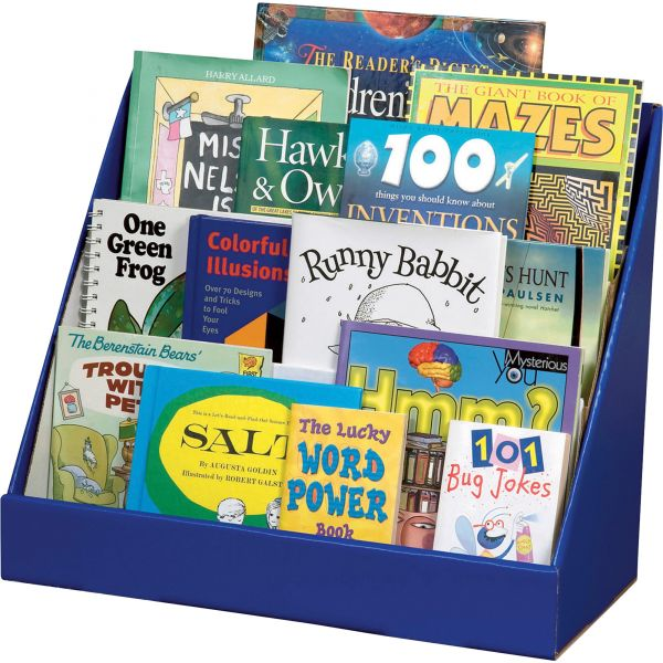 Classroom Keepers Classroom Keeper's Corrugated Book Shelf